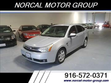 2008 Ford Focus for sale in Sacramento, CA