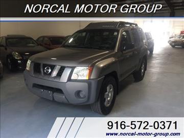 2005 Nissan Xterra for sale in Sacramento, CA