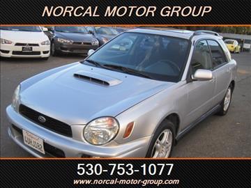 2002 Subaru Impreza for sale in Davis, CA