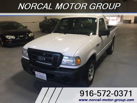 2010 Ford Ranger for sale in Sacramento, CA