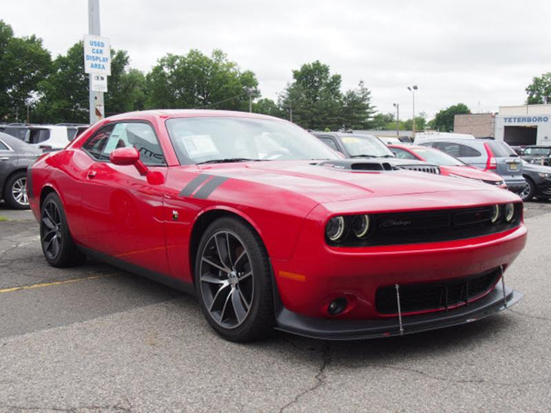 2016 Dodge Challenger 392 Hemi Scat Pack Shaker 2dr Coupe In Little
