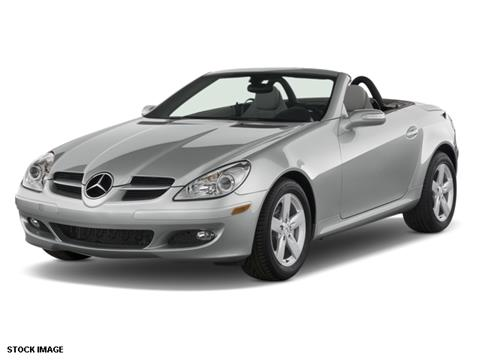 2008 Mercedes-Benz SLK for sale in Little Ferry, NJ