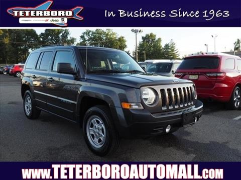 2017 Jeep Patriot for sale in Little Ferry, NJ