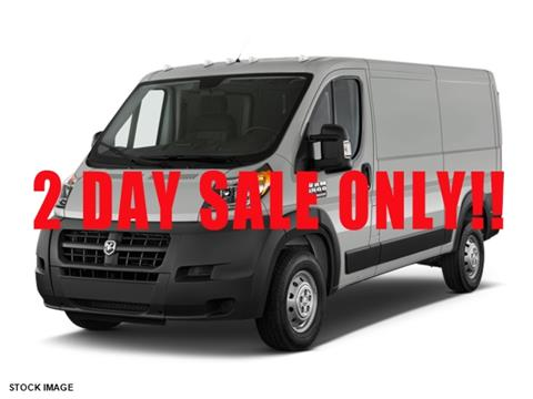 2017 RAM ProMaster Cargo for sale in Little Ferry, NJ