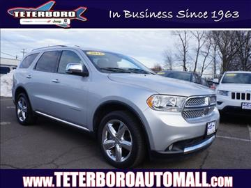 2012 Dodge Durango for sale in Little Ferry, NJ
