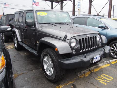 2014 Jeep Wrangler Unlimited for sale in Little Ferry, NJ