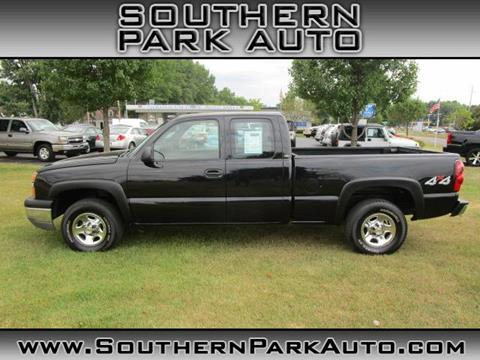 2004 Chevrolet Silverado 1500 for sale in Boardman, OH