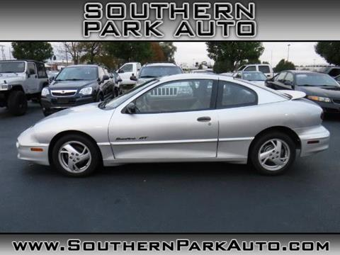 2002 Pontiac Sunfire for sale in Boardman, OH
