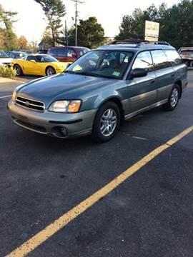 2002 Subaru Outback for sale in Jackson, NJ