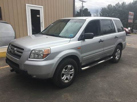 2006 Honda Pilot for sale in Jackson, NJ
