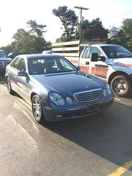 2005 Mercedes-Benz E-Class for sale in Jackson, NJ