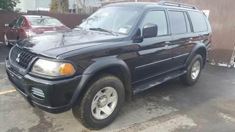 2003 Mitsubishi Montero Sport for sale in Jackson, NJ
