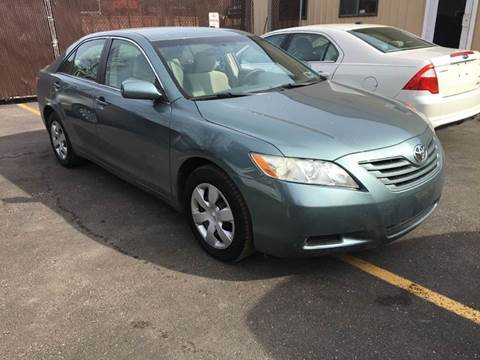 2007 Toyota Camry for sale in Jackson, NJ