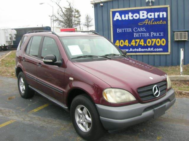 1998 mercedes benz m class ml320 awd 4dr suv in marietta for Mercedes benz of marietta