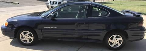 2000 Pontiac Grand Am for sale in Wichita, KS