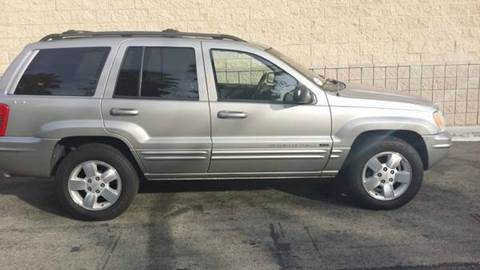 2001 Jeep Grand Cherokee for sale in Harbor City, CA