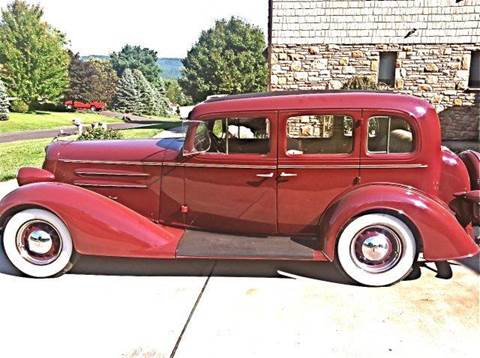 1934 Oldsmobile Custom Cruiser for sale in Mt. Royal, NJ