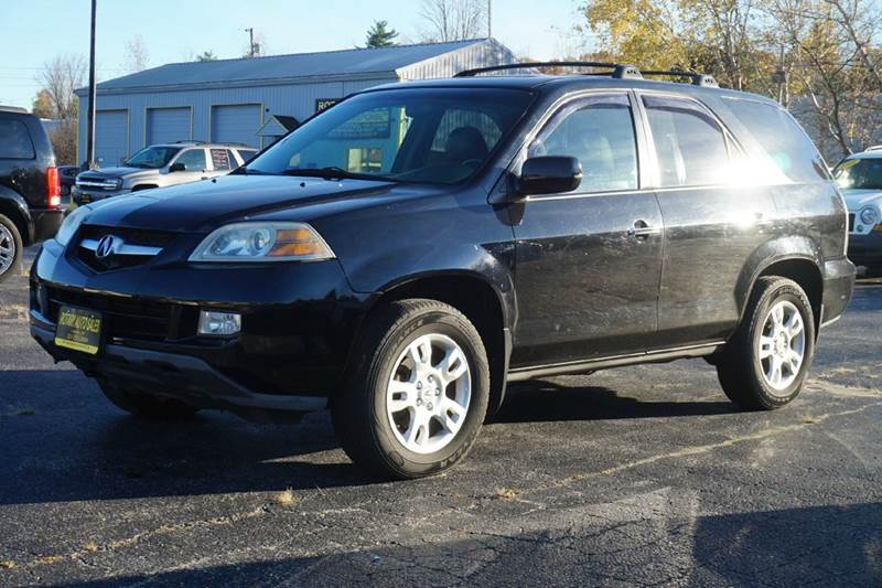 2005 acura mdx awd touring 4dr suv w navi in lewiston me. Black Bedroom Furniture Sets. Home Design Ideas