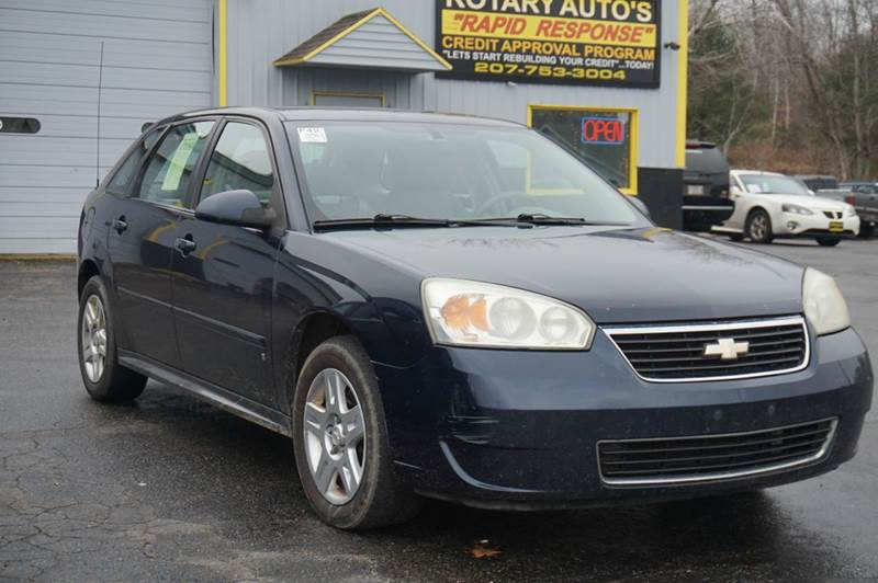 2006 chevrolet malibu maxx lt 4dr hatchback in lewiston me. Black Bedroom Furniture Sets. Home Design Ideas