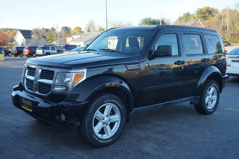 2008 dodge nitro sxt 4dr suv 4wd in lewiston me rotary. Black Bedroom Furniture Sets. Home Design Ideas
