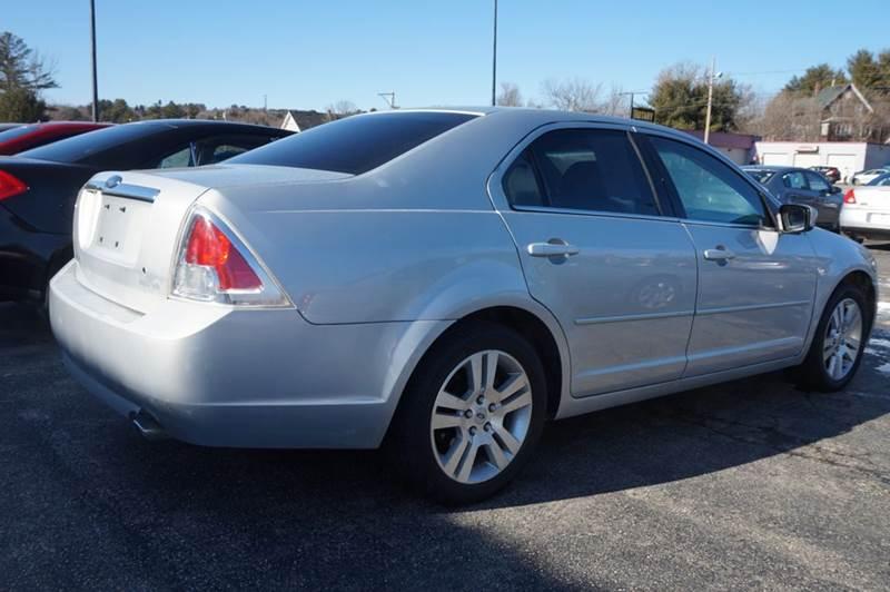 2006 ford fusion v6 sel v6 sel 4dr sedan in lewiston me rotary auto sales. Black Bedroom Furniture Sets. Home Design Ideas