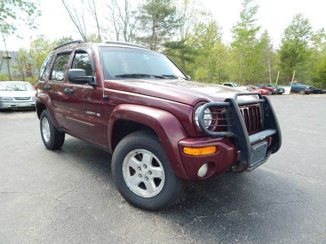 2002 jeep liberty limited 4dr 4wd suv in lewiston auburn. Black Bedroom Furniture Sets. Home Design Ideas