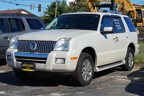 2006 Mercury Mountaineer
