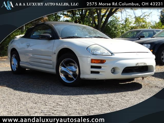 2005 Mitsubishi Eclipse Spyder In Columbus OH AAA Auto Sales