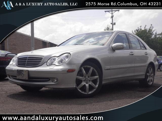 2003 mercedes benz c class c320 4matic awd 4dr sedan for for Mercedes benz columbus ohio
