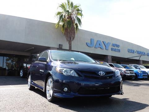 2013 Toyota Corolla for sale in Tucson, AZ