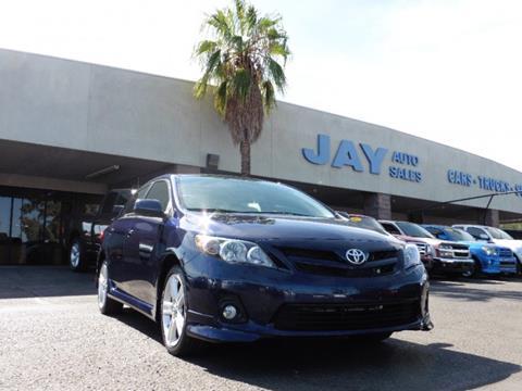 2013 Toyota Corolla for sale in Tucson, AZ