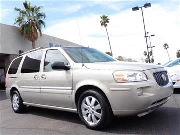 2007 Buick Terraza for sale in Tucson, AZ