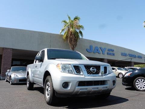 2011 Nissan Frontier for sale in Tucson, AZ