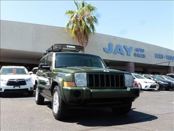2006 Jeep Commander for sale in Tucson, AZ
