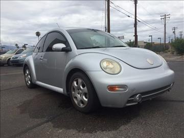 2003 Volkswagen New Beetle for sale in Tucson, AZ