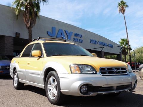 2003 Subaru Baja for sale in Tucson, AZ