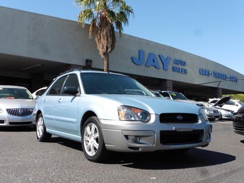 2005 Subaru Impreza for sale in Tucson, AZ