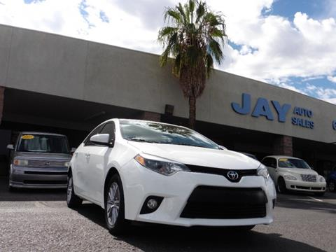2014 Toyota Corolla for sale in Tucson, AZ