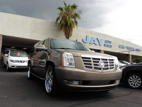 2007 Cadillac Escalade ESV for sale in Tucson, AZ