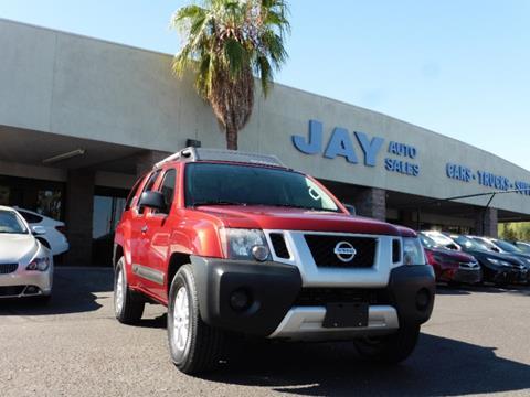 2014 Nissan Xterra for sale in Tucson, AZ