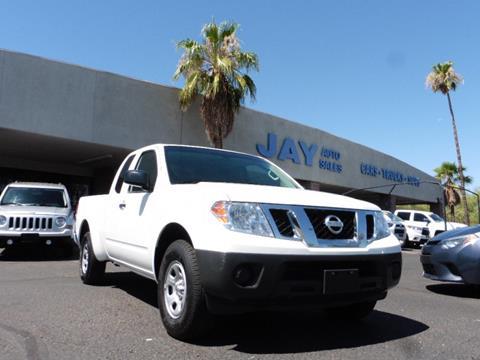2014 Nissan Frontier for sale in Tucson, AZ