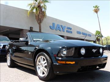 2005 Ford Mustang for sale in Tucson, AZ