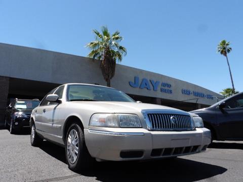 2007 Mercury Grand Marquis for sale in Tucson, AZ