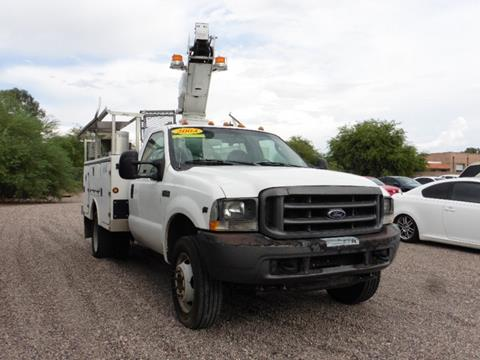 2004 Ford F-450 Super Duty for sale in Tucson, AZ