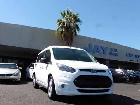 2015 Ford Transit Connect Wagon for sale in Tucson, AZ