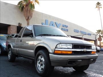 2000 Chevrolet S-10 for sale in Tucson, AZ