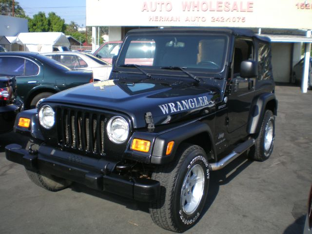 2005 Jeep Wrangler for sale in Glendale CA