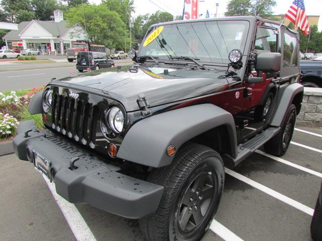 2011 Jeep Wrangler for sale in Fairfield CT