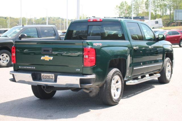 2014 chevrolet silverado 1500 ltz crew cab 4x4 in hickory nc everett. Cars Review. Best American Auto & Cars Review
