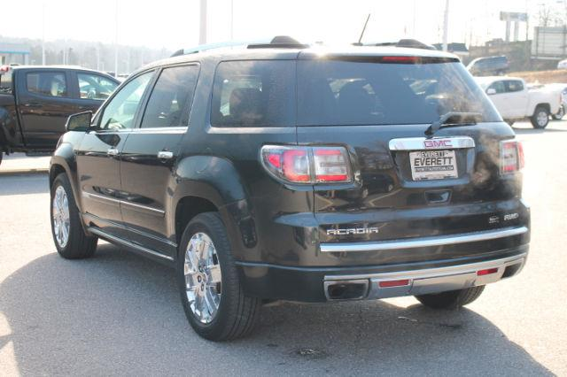 2014 gmc acadia denali awd 4dr suv in hickory nc everett. Black Bedroom Furniture Sets. Home Design Ideas
